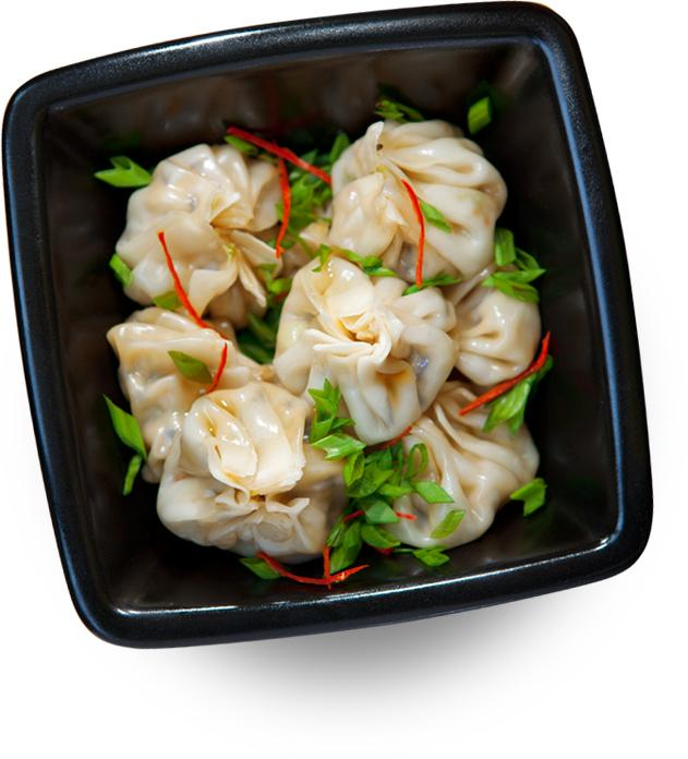 Steamed Won Ton (雲吞, Wonton)